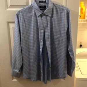 Nordstrom Men's Dress shirt Trim fit